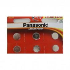 Orbilog vilkun Panasonic paristo